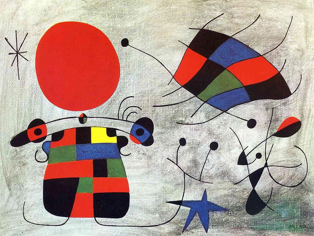 Obra de Joan Miró