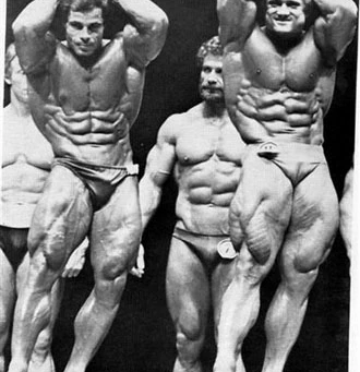 Training to Get Legs like the Quadfather