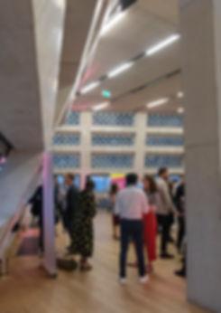 Natalia Radcliffe - Tate Modern Conference Venue