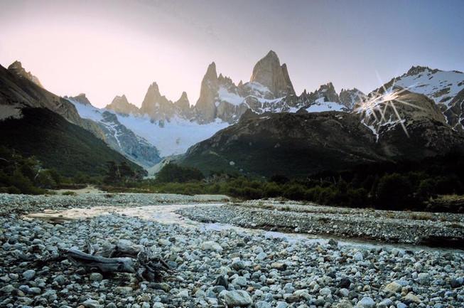 Natalia Radcliffe - Patagonia 2015