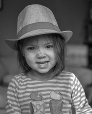 Natalia Radcliffe - Portrait Photography - Girl In Hat 1