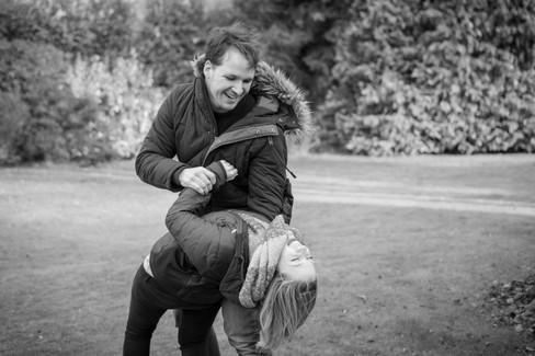 Natalia Radcliffe - Portrait Photography - Happy Couple