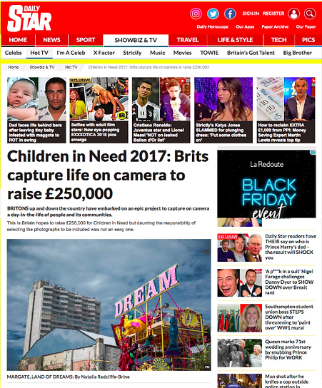 Children In Need - Daily Star