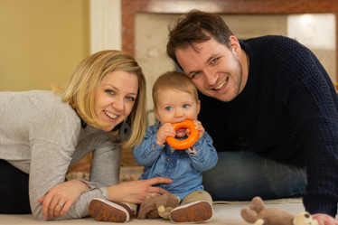 Natalia Radcliffe - Portrait Photography - Happy Family 2