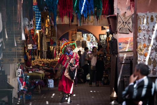 Natalia Radcliffe - Marrakech 2016