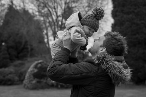 Natalia Radcliffe - Portrait Photography - Father and Son 3