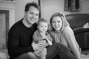 Natalia Radcliffe - Portrait Photography - Happy Family