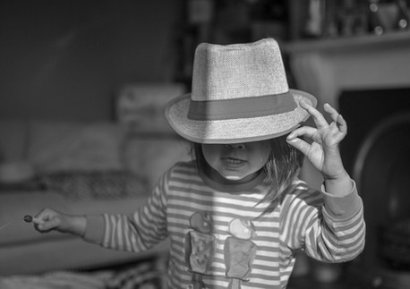Natalia Radcliffe - Portrait Photography - Girl In Hat 7