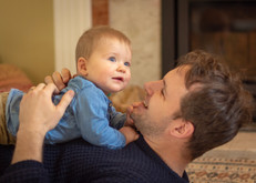 Natalia Radcliffe - Portrait Photography - Father and Son 2