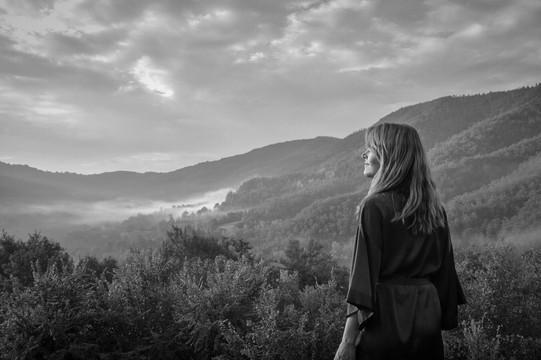 Natalia Radcliffe - Tuscany 2018