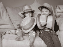 Natalia Radcliffe - Portrait Photography - Two Cheeky Monkeys 2