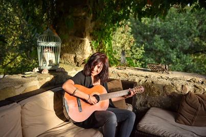Natalia Radcliffe - Portrait With Guitar