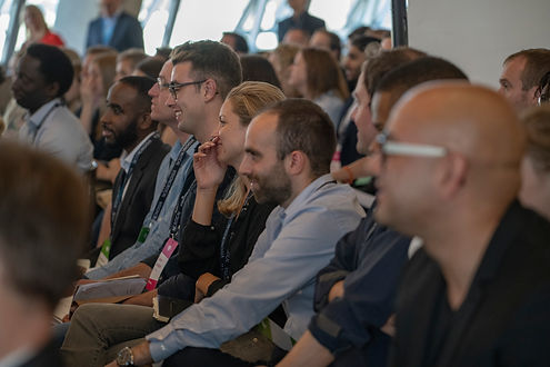 Natalia Radcliffe - Conference Audience