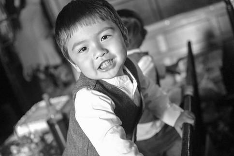 Natalia Radcliffe - Portrait Photography - Boy In Suit