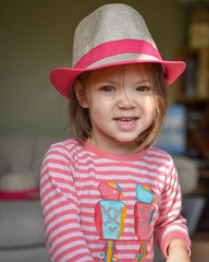Natalia Radcliffe - Portrait Photography - Girl In Hat 6