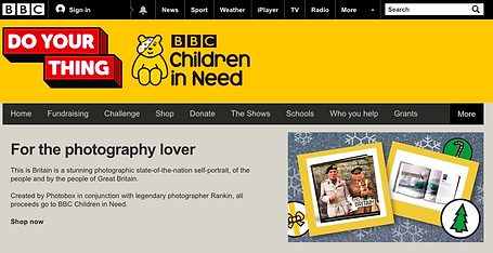 Children In Need - This Is Britain
