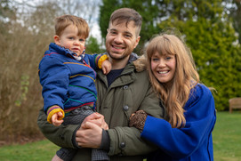 Natalia Radcliffe - Portrait Photography - Family in Surrey Hills