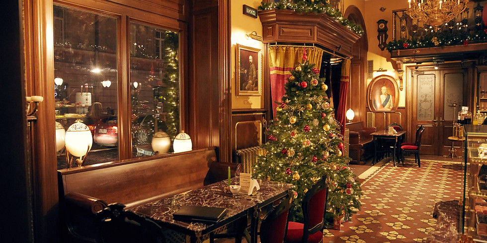 Holiday Historic Homes Tour