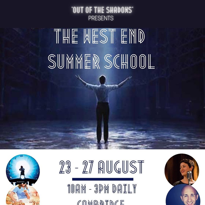The West End Summer School (Ages 10-16)