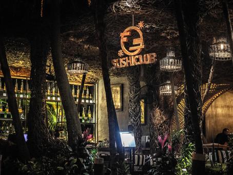 Más que una experiencia, una aventura gastronómica: SushiClub estrena un espacio en medio de la selv