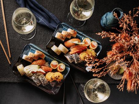 El Día del Padre se celebra con el Combinado SushiClub