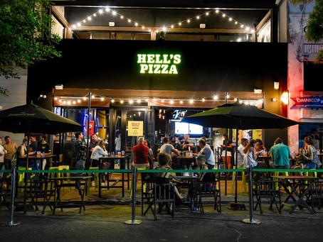 Hell's Pizza llega a Salta, Neuquén y La Plata con sus pizzas New York Style