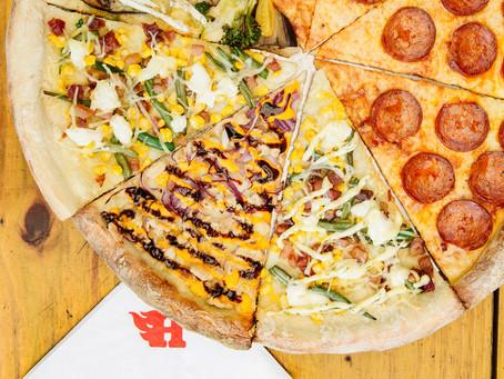 La segunda cerveza va de regalo en Hell´s Pizza para celebrar San Patricio