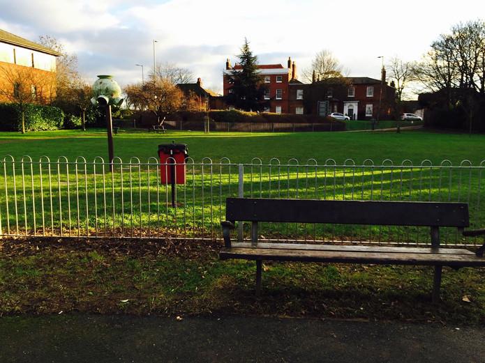 Smithson Recreation Park Saved