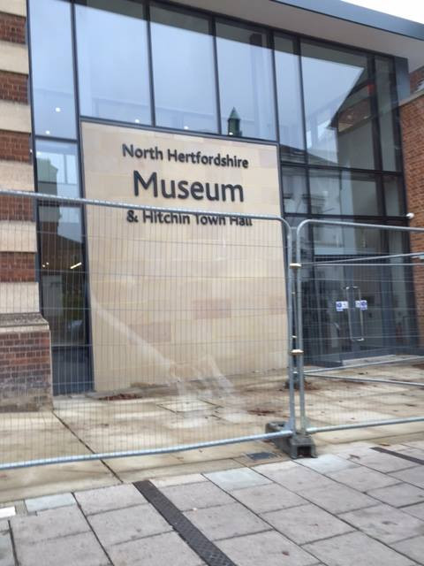 Public Turn Out - Town Hall & Museum to open in May