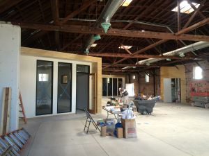 Construction Progress: Silverlake Offices