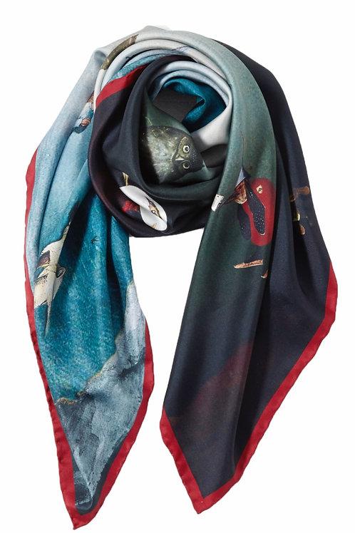 Air shawl
