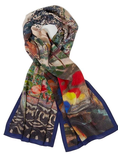Jan Sluijters shawl