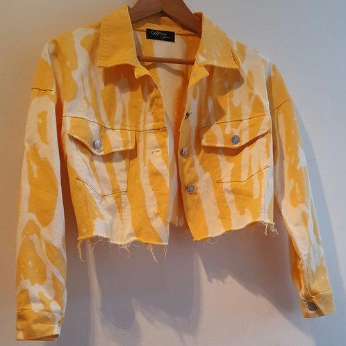 Paint Work Denim Jacket