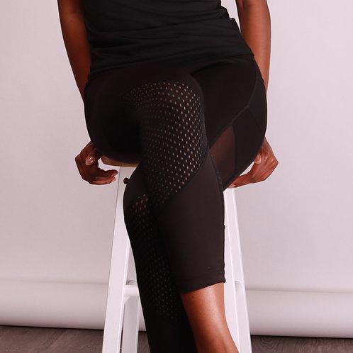 Mesh Fitness Leggings