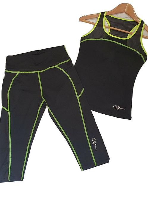 Neon Activewear Set