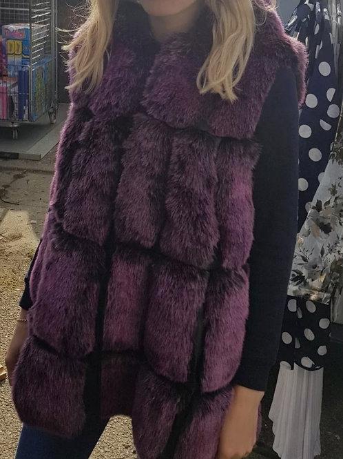 Block Fur Jilet