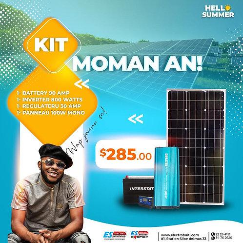 Kit Moman an
