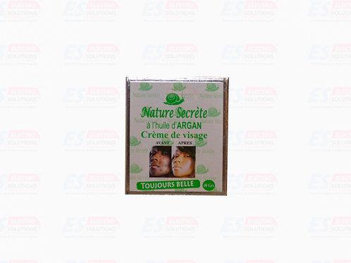 Nature Secrète Cream Huile D'Argan 40g /1256