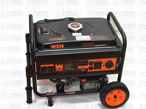 Wen Generator 4750 W Gasoline/7508