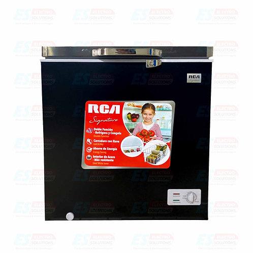 Chest Freezer Noir 5.4 Cuft Stainless /6827