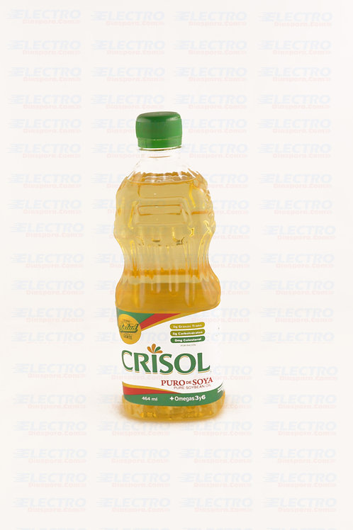 Crisol Soy Bean Oil 16oz/53
