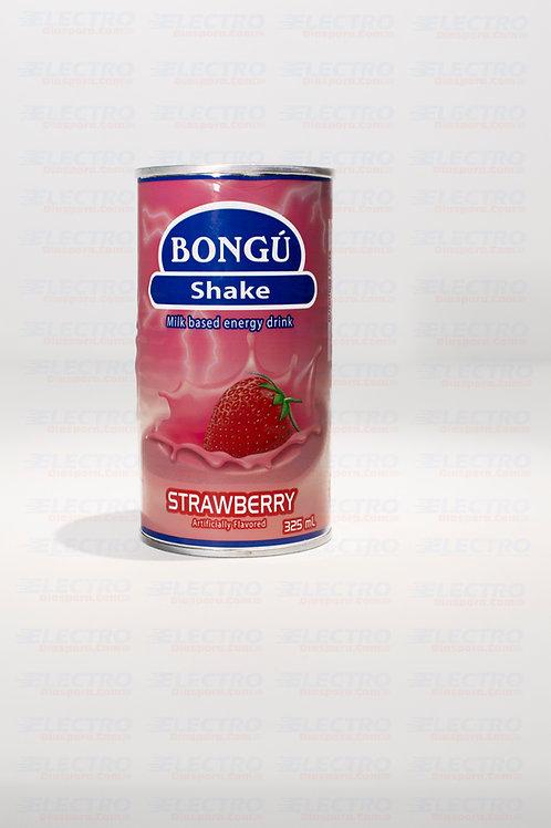 Bongu Shake Strawberry 325ml/26