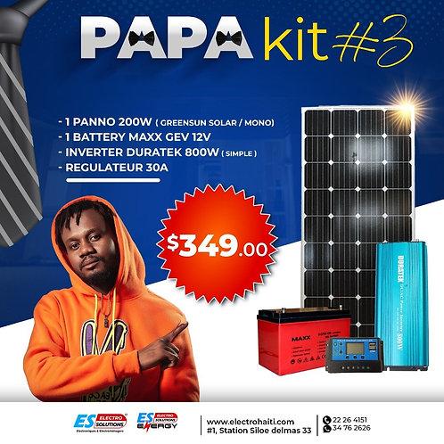 Papa Kit #3