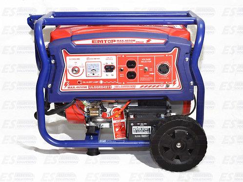 EMTOP 4650W Generator /7548