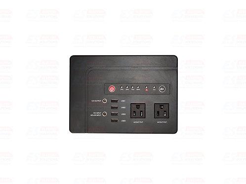 PowKey 200W Portable PowerBank AC Ports USB /7771