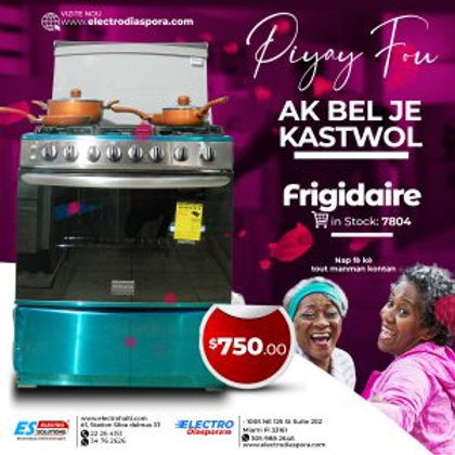 Oven Frigidaire 30 Inches Kit/7804