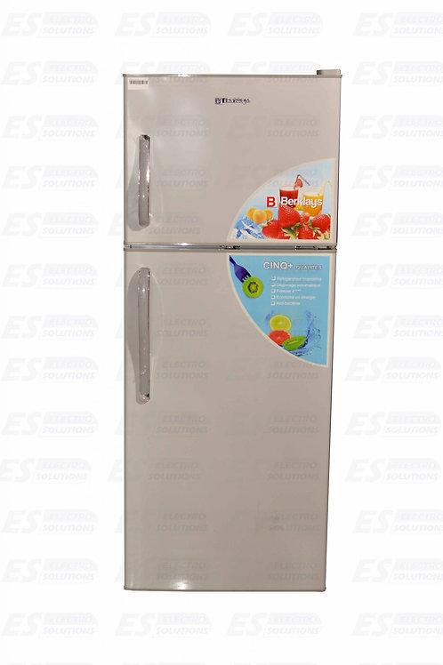Berklays Refrigerator Silver/6923