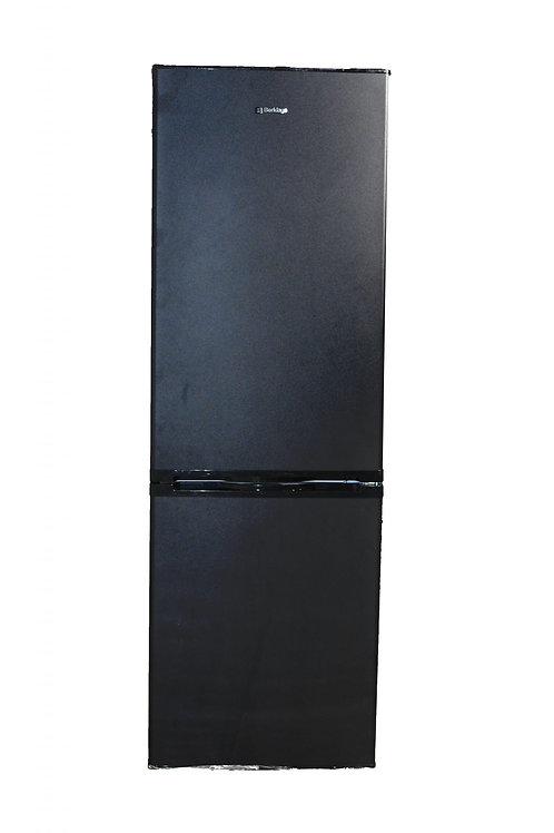 Berklays Refrigerator Black 300L 2 Door /7791