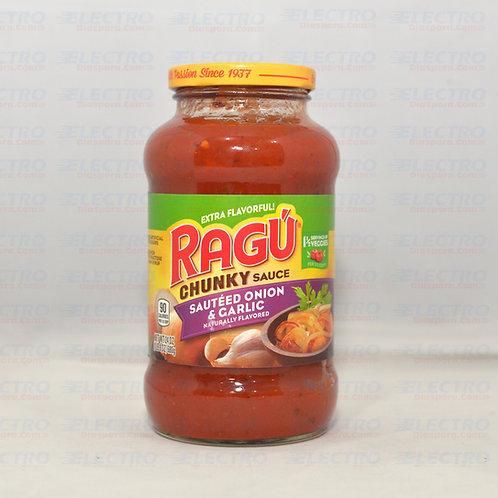 Ragu Chunky Sauce 24oz /7588