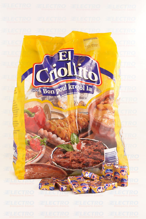 El Criolito Bon Poul : Unit/3